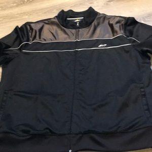 ⚜️ Athlete~~Black Zip front Jacket ⚜️